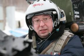 Незабываемый подарок - полет на МиГ-29