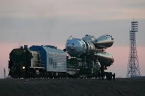 Запуск корабля Союз ТМА-22 - экскурсия на космодром Байконур