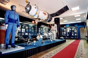 Музей космонавтики Звездного городка