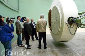 Съемки телепрограммы «Встреча друзей» монгольского телевидения
