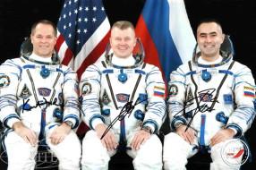 Экипажи, которые мы провожали в космос