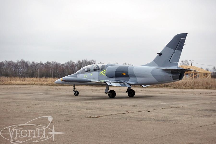 Полёт на л-29 в подарок 30