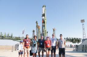 Тур на Байконур – Пуск корабля Прогресс МС-09