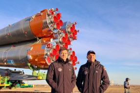 Тур на космодром Байконур – запуск Союз МС-10