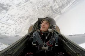 «Боевое крещение» начинающего пилота и предновогодний пилотаж