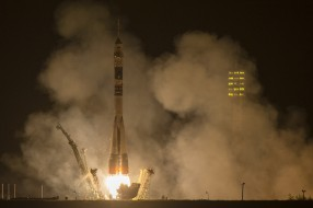 Expedition 41 Launch