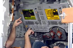 Комплексный тренажер космического корабля «Союз-ТМА»