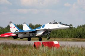 Подарочный сертификат «Полеты на МиГ-29»