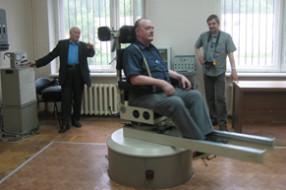 Вестибулярные тренировки космонавтов