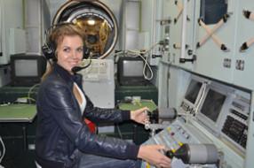 Комплексный тренажер российского сегмента Международной космической станции