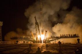 Тур на Байконур: запуск Союз ТМА-10М
