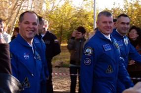 Космодром Байконур — тур на запуск корабля Союз ТМА-06М