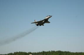 Полеты на МиГ-29 — от пилотажа к стратосфере!