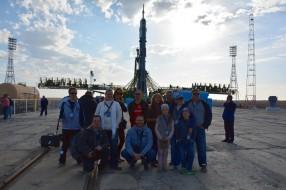 Тур на Байконур - запуск «Союз ТМА-14М»
