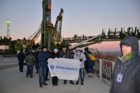«Союз ТМА-15М», тур на Байконур