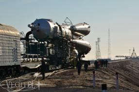 Тур на космодром Байконур, март 2015