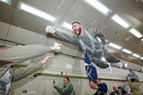 Миссия выполнима: полет на невесомость прошел успешно!