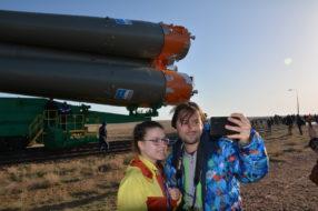 Тур на Байконур — старт корабля «Союз МС-04»