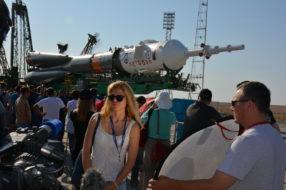 Тур на Байконур — старт корабля «Союз МС-05»