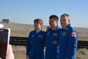 Тур на Байконур: запуск корабля Союз МС-09