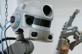 Антропоморфный робот Skybot F-850 | Фёдор