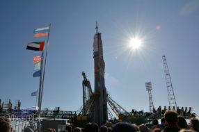 Тур на космодром Байконур: запуск КК Союз МС-15